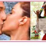 Andrea Delogu, un bacio svela chi è il nuovo compagno dopo Francesco Montanari