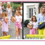 """Michelle Hunziker e Serena Autieri con le figlie al ristorante: """"Ti voglio bene sorella"""""""