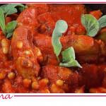 Salsicce e fagioli, la ricetta di Federico Fusca