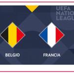 Belgio-Francia semifinale di Nations League stasera su Canale 20