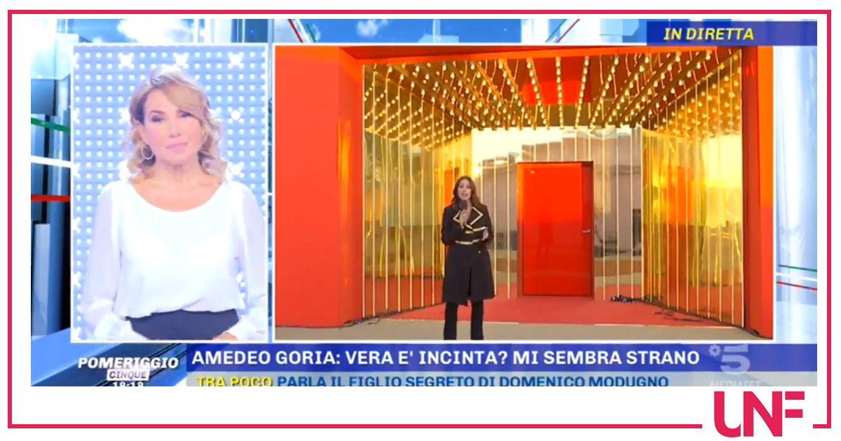Vera Miales è incinta? Il confronto con Amedeo Goria al GF VIP 6