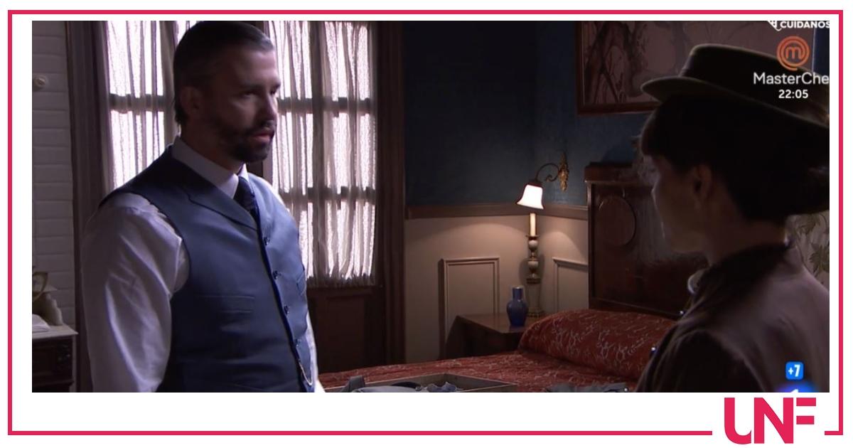 Una vita anticipazioni: Laura avvelena Felipe, morirà?