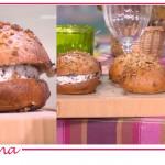 Panini dolci ai 4 cereali con cioccolato, ricette Fulvio Marino