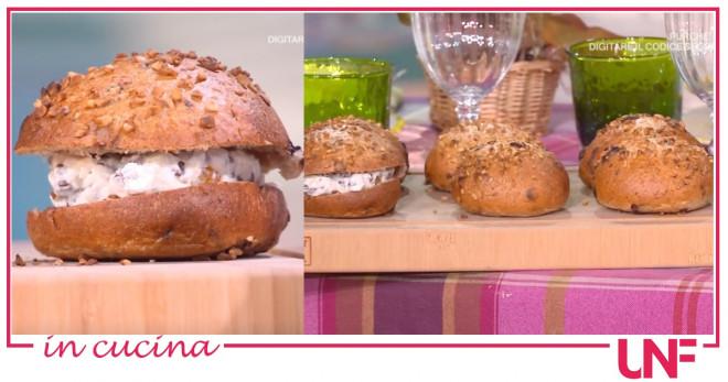Fulvio Marino panini dolci cioccolato
