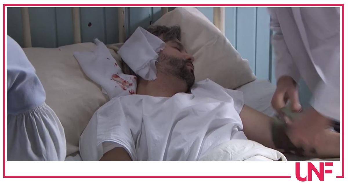 Una vita anticipazioni: Felipe in ospedale, Laura sospettata