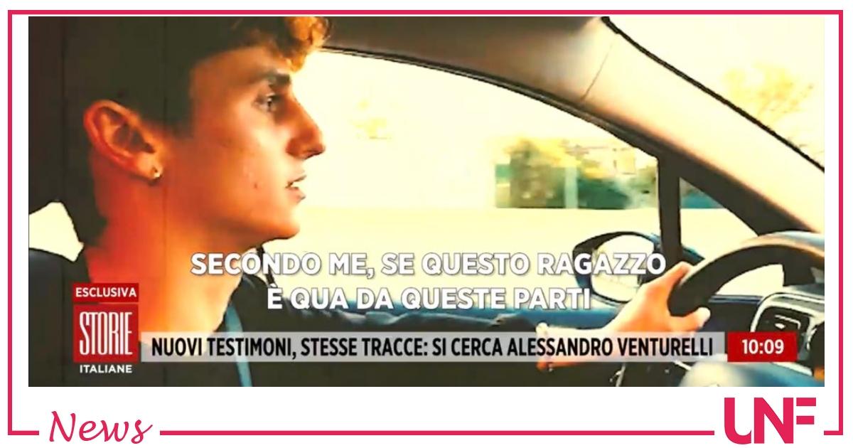 Decine di segnalazioni di Alessandro Venturelli a Padova ma non si trova
