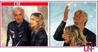 Claudia Gerini Massimo Giletti stanno insieme
