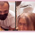 Mara Venier il nuovo taglio di capelli e la foto da bambina: è identica al nipotino