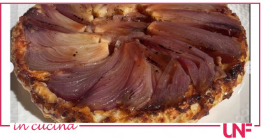 ricetta Zia Cri torta salata cipolle