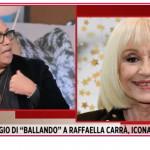 Guillermo Mariotto svela la generosità di Raffaella Carrà
