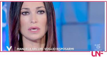 Manuela Arcuri verissimo