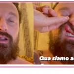 Francesco Facchinetti aggredito da Conor McGregor senza una motivazione