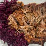 Pulled pork, la ricetta col maiale di Simone Buzzi