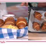 I cornetti al burro di Fulvio Marino, la ricetta delle brioche fatte in casa
