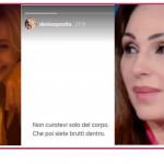 Le parole della compagna di Gigi D'Alessio dopo l'intervista di Anna Tatangelo