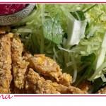 Ricetta Fabio Potenzano, sfizi di pollo con ketchup