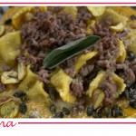 Ravioli alle castagne, la ricetta d'autunno di Gian Piero Fava