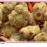 Frittelle al salame piacentino, ricette veloci e golose di Zia Cri