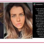 Parla Eugenia Suarez l'amante di Mauro Icardi e svela tutta la sua verità
