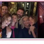 Gran festa per Mara Venier con tanti amici vip che festeggiano il suo compleanno