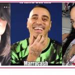 Marracash commenta il gossip sulla cantante che gli avrebbe fatto perdere la testa