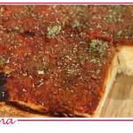 Fulvio Marino, la ricetta della pizza sfincione