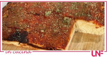 pizza sfincione ricetta Fulvio Marino