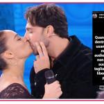 Francesca Tocca e Raimondo Todaro si baciano ad Amici 21 e Valentin commenta velenoso
