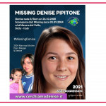 Denise Pipitone ultime notizie: il nuovo age progression ci mostra la ragazza oggi