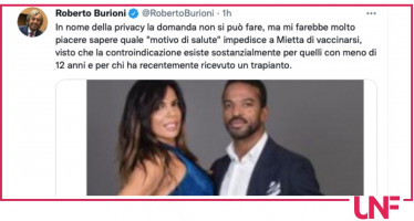 Roberto buroni mietta