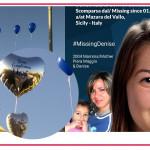 E' il compleanno di Denise Pipitone: palloncini blu da mamma e papà