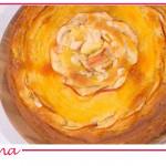 Torta di crema e mele, la ricetta di oggi di Natalia Cattelani