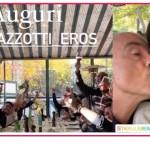 Eros Ramazzotti festeggia il compleanno con Aurora, Biagio Antonacci e tanti amici